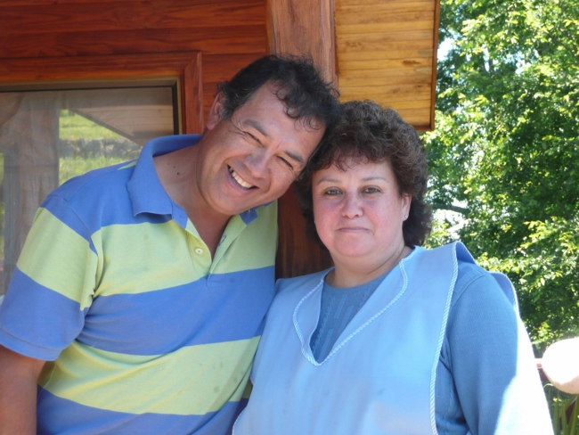 Our Caretakers, Nelson and Annamaria